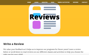 Forum Page Header